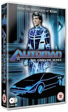 Automan The Complete Series - DVD NEW & SEALED (4 Discs) - Chuck Wagner