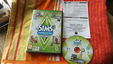 THE SIMS 3 Outdoor Living Stuff espansione Add-On PC/Mac DVD v.g.c. Post veloce