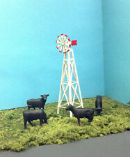 HO Scale **LASER CUT ** Custom ** Windmill Kit