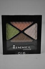 Rimmel London Glam Eyes Quad Eye Shadow #016 Urban Flower