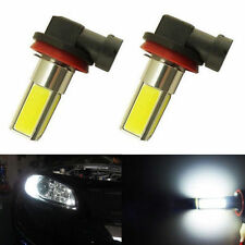 2x H8 H11 Bulb Lamp Driving Headlight Fog Power COB LED 6000K NEW High Light