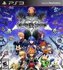 Kingdom Hearts HD 2.5 II.5 ReMIX Limited Edition *New* PS3 (Playstation 3 2014)