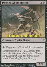 4x Twisted Abomination (Verzerrte Scheußlichkeit) Conspiracy Magic