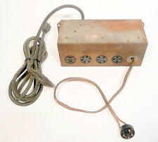 CAPEHART 113M3FM * RECORD  & RADIO: tested / working JUNCTION BOX