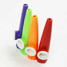 New Brand Baby Child Adult Funny Tool Plastic Kazoo Classic Musical Instrument