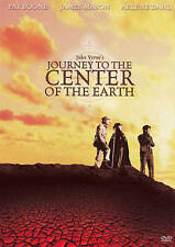 JOURNEY TO THE CENTER OF THE EARTH Jules Verne JAMES MASON Bernard Herrmann