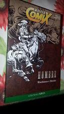 MASTERCOMIX # 3 -HOMBRE - WIECHMANN E MENDEZ - LUGLIO   2012 - EDICOLA