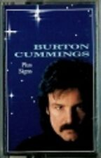 Burton Cummings ( The Guess Who ) - Plus Signs  RARE OOP Canadian Cassette (New)