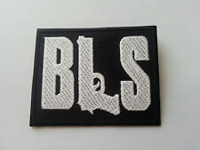 HEAVY METAL PUNK ROCK MUSIC SEW / IRON ON PATCH:- BLACK LABEL SOCIETY (a)