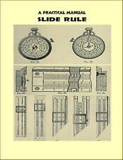 Collection Of Slide Rule eBook Manual Circular Calculator Engineering CD