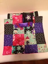 ASIAN DOLLS QUILT Double Bed For Monster High, Barbie, And Bratz Dolls