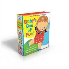 Baby's Box of Fun! : A Karen Katz Lift-the-Flap Gift Set - Where Is Baby's...