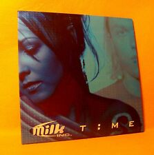 Cardsleeve single CD Milk Inc. Time 2TR 2003 Trance, Euro House RARE !