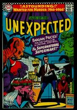 Dc Comics Tales Of The UNEXPECTED #96 The Supernatural Supermart FN+ 6.5