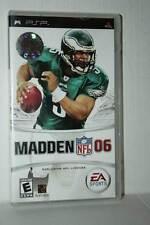 MADDEN NFL 06 GIOCO USATO OTTIMO STATO SONY PSP EDIZIONE AMERICANA SC2 41708