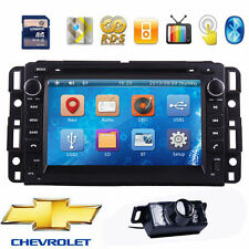 "7""S HD DOUBLE 2 DIN CAR DVD PLAYER GPS RADIO STEREO CD FOR CHEVROLET GMC"