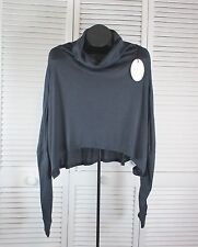 Women's Tops & Blouses -Eryn Brinnie NWT Cowl Neck Top - large Navy  (style CAD)