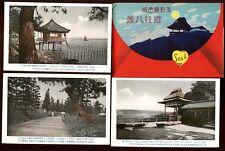Japan SEAL 8 PPCs Original Envelope