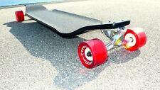 Longboard Skateboard Complete Drop Down Hybrid Downhill freeride solid deck BDD