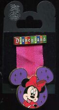 DLR Minnie Mouse Medal Disney Pin 53209