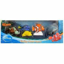 "Disney Finding Dory Nemo Figurines 4 piece set  2"" Tall"