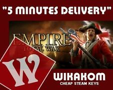 Empire: Total War PC (Steam Download Key) Fast Delivery