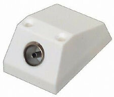 Coax Coaxial  Socket  Aerial TV Freeview FM/DAB wall outlet box