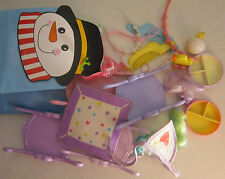My little pony Vintage G1 Accessories: Random OR Customized Accessory Lot