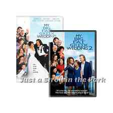 My Big Fat Greek Wedding: Nia Vardalos Movies 1 & 2 Complete Box/DVD Set(s) NEW
