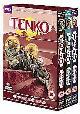 TENKO Complete BBC Series 1-3 Boxset dvds SEALED/NEW Seasons 1 2 3 the complete