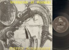 WEEKEND at WAIKIKI Perfect Punishment LP 1986 Tophole NEDERPOP Dutch New Wave