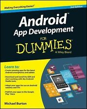 Android App Development for Dummies by Donn Felker and Michael Burton (2015,...