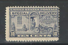 US Sc E12 Special Delivery MNH  CV $110