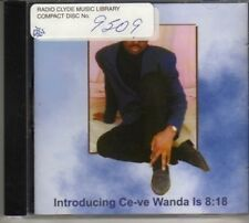 (CD245) Introducing Ce-Ve Wanda Is 8:18 - 1999  CD