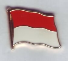 Indonesien Flaggenpin,Flagge,Pin,Badge,Flag,Indonesia