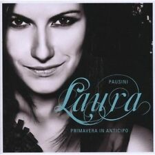 LAURA PAUSINI PRIMAVERA IN ANTICIPO BRAND NEW SEALED CD IN ITALIAN 2008