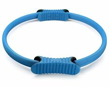 "Duo Grip Pilates Ring Magic Fitness Exercise Workout Circle 14""- Blue - ²SPD2C"