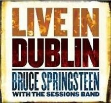 "BRUCE SPRINGSTEEN ""LIVE IN DUBLIN"" 2 CD DIGIPACK NEUWAR"