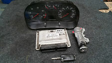 VW GOLF MK4 1.9 TDI PD 2003 ECU KIT BOSCH 130 BHP ASZ  038906019HJ