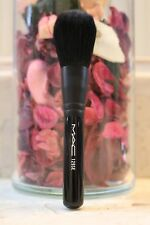 NEW MAC mini/travel 129SE Face Powder Rebecca Moses Brush Glossy Black Handle