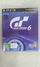 Gran Turismo 6 PS3 (NEW)