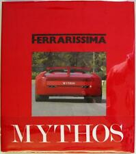 FERRARISSIMA 12 BRUNO ALFIERI PIERO CASUCCI LIMITED EDITION CAR BOOK