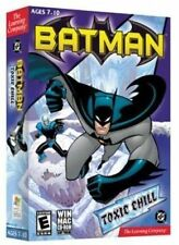 Batman Toxic Chill  Kid's Learn by Playing Games   Sharpen Critical Thinking NEW