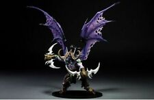 WOW WORLD WARCRAFT ILLIDAN STORMRAGE COMIC ACTION FIGURES STATUE TOY COLLECTION