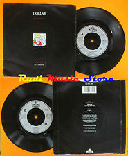 LP 45 7'' DOLLAR O l'amour B-beat 1987 england LONDON LON 146 (*) cd mc dvd