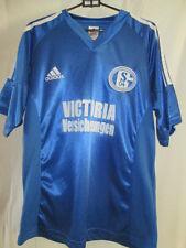 Schalke 2005 Altintop 9 Home Football Shirt Size Large /16290
