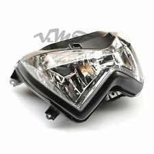 For Kawasaki Z300 2013-2015 2014 New Clear Motorcycle Headlight Front Light Lamp