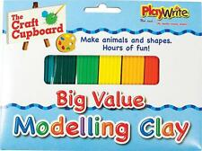 Modelling Clay Pack - 8 colours -  crafts Plasticine