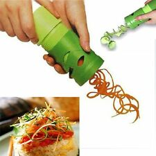 Smart Kitchen Vegetable Fruit Slicer Julienne Spiral Curly Choppers Cutter Tool