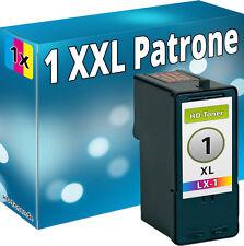 1x XXL TINTE PATRONEN REFILL für LEXMARK Nr. 1 für X2450 X2470 X3450 X3470 Z735
